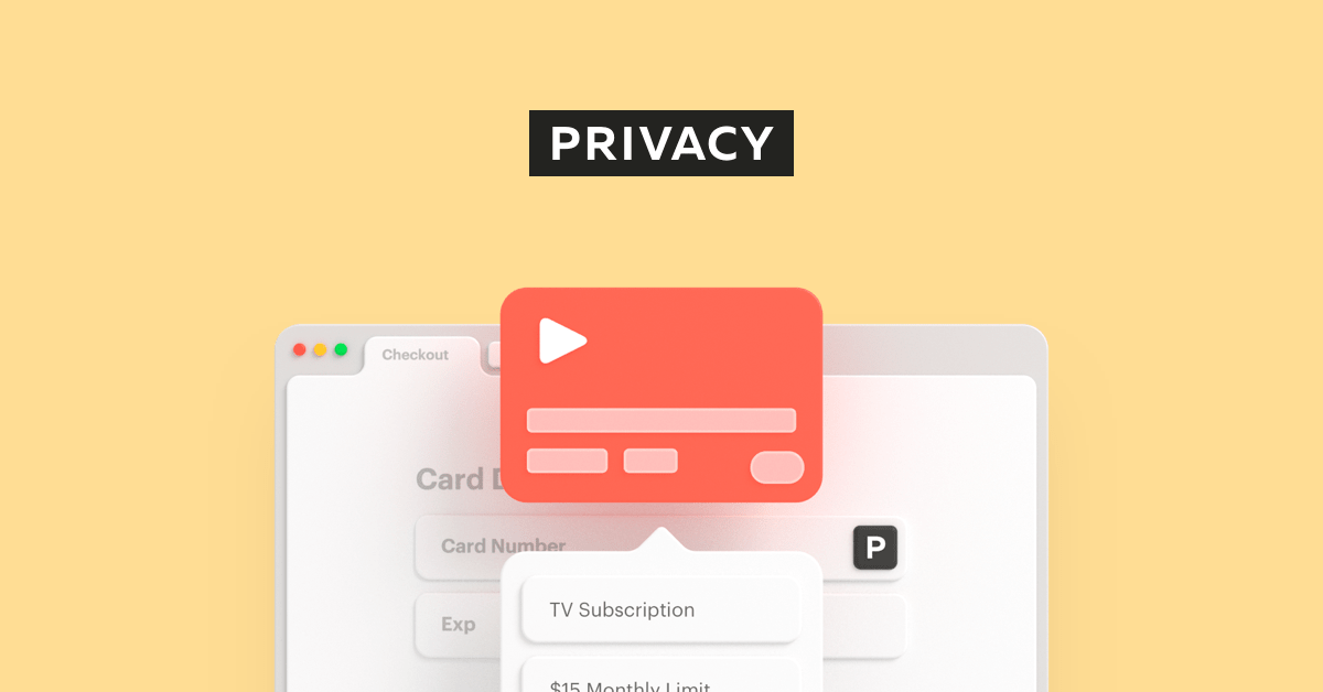 Privacy - A better way to pay